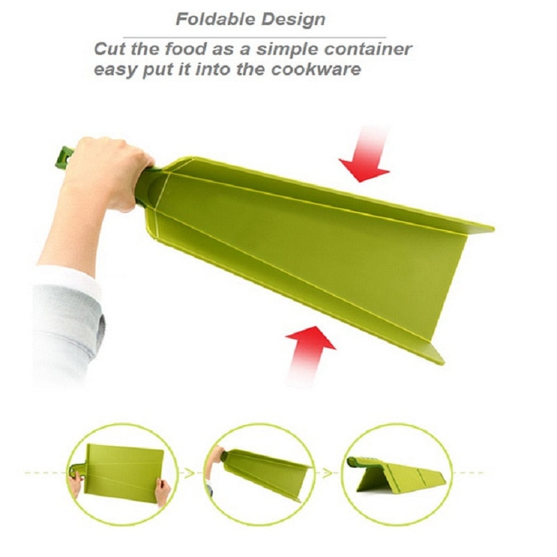 Non-Slip Foldable Chopping Board