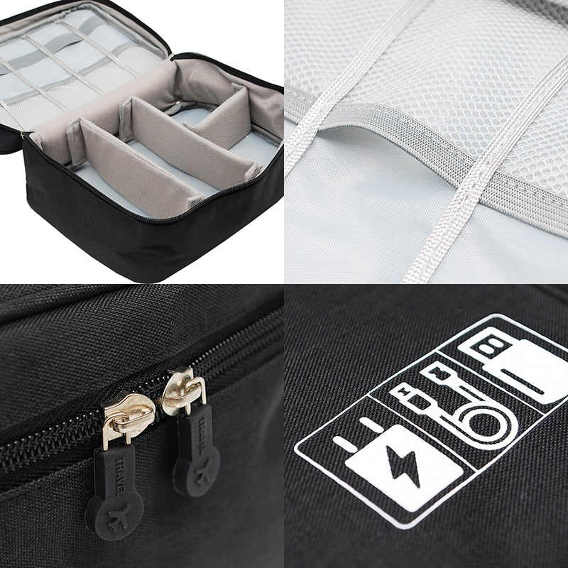 Travel Cables Bag