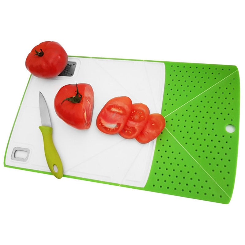 Rinse & Chop Cutting Board