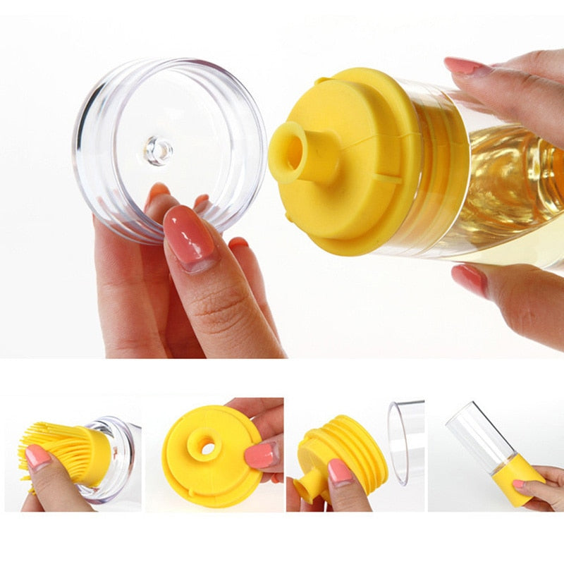 Oil Brush Bottle