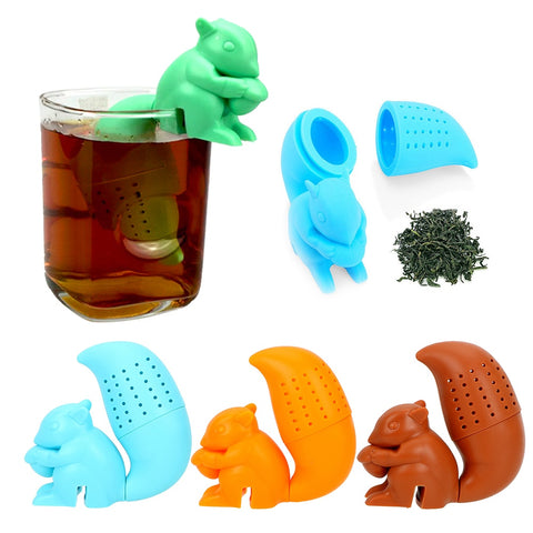 Squirrel Loose Leaf Tea Infuser