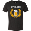 Beer Athlete - Men's T-Shirt
