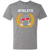 Wine Athlete - Men's T-Shirt