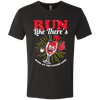 Run Like There's Wine - Men's T-Shirt
