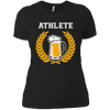 Beer Athlete - Ladies T-Shirt