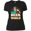Change The World - Ladies T-Shirt