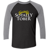 Sotally Tober - Baseball Sleeve T-Shirt