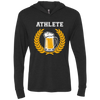 Beer Athlete - Unisex Hooded T-Shirt