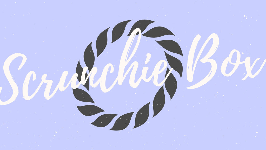 Scrunchie Box - Monthly Subscription (Exclusive First Month Welcome Offer)