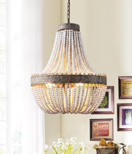 The Perfect Size Chandelier