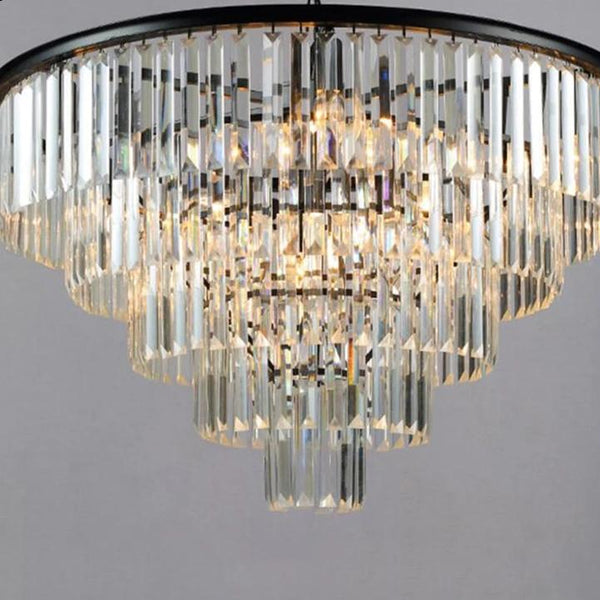 Grayson Crystal Chandelier