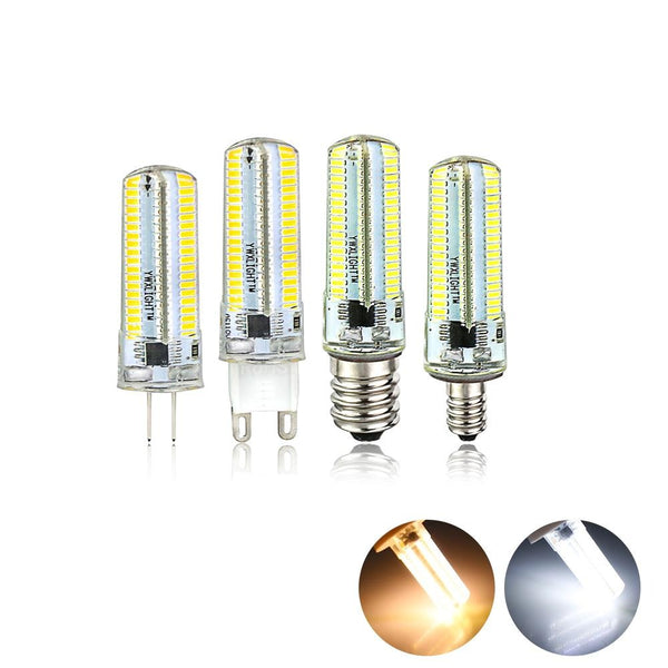 G9 G4 Led Bulb Lights E14 E11 E12 E17 G8 Dimmable LED Lamp 110V 220V