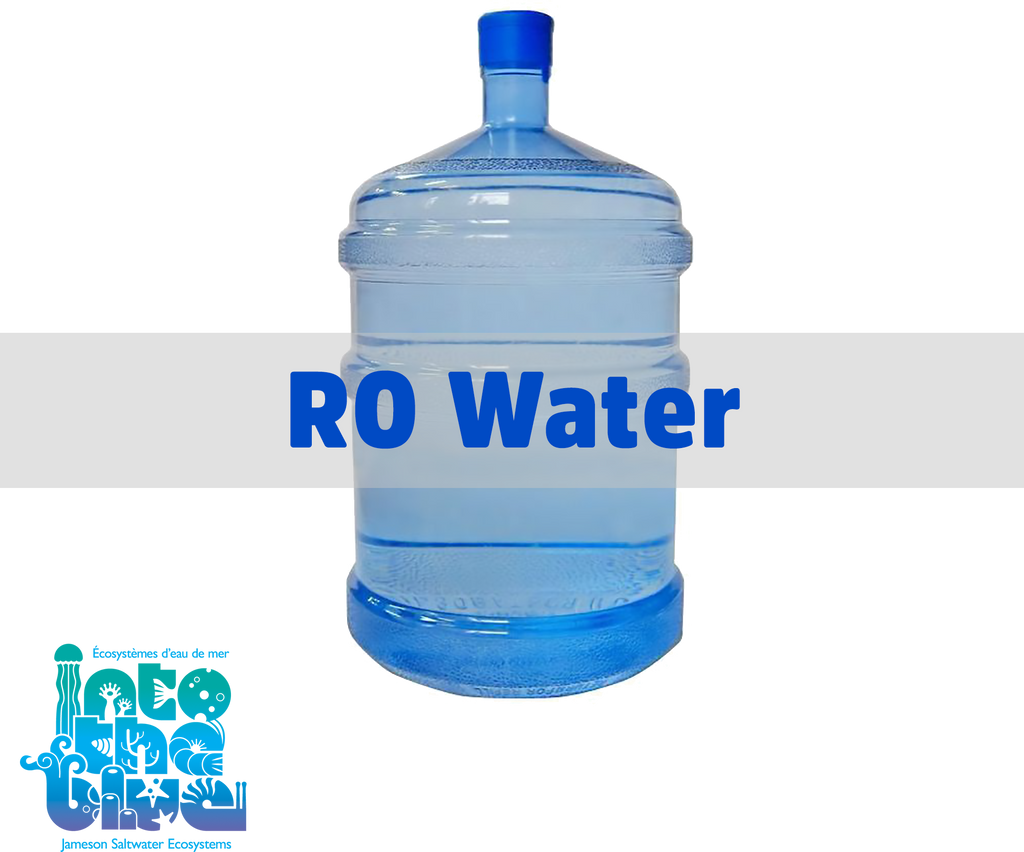 "You may hear people talk about ""R.O. water,"""