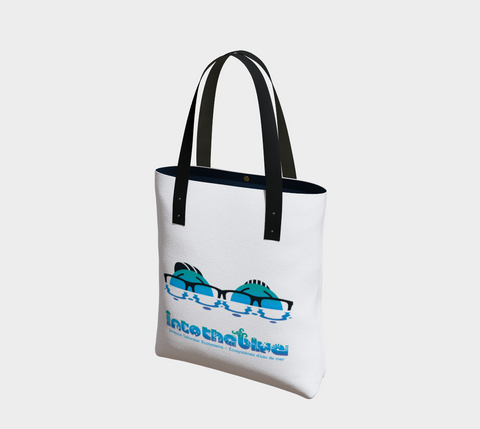 Tote Bag - Into the blue Twins