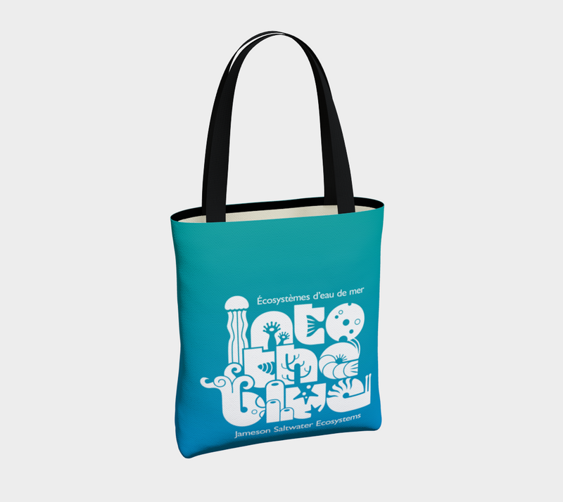 Tote Bag - Into the blue