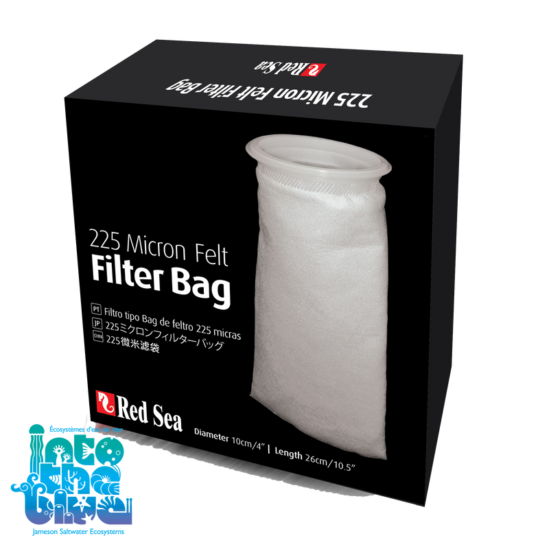 Red Sea - Felt Filter Bag