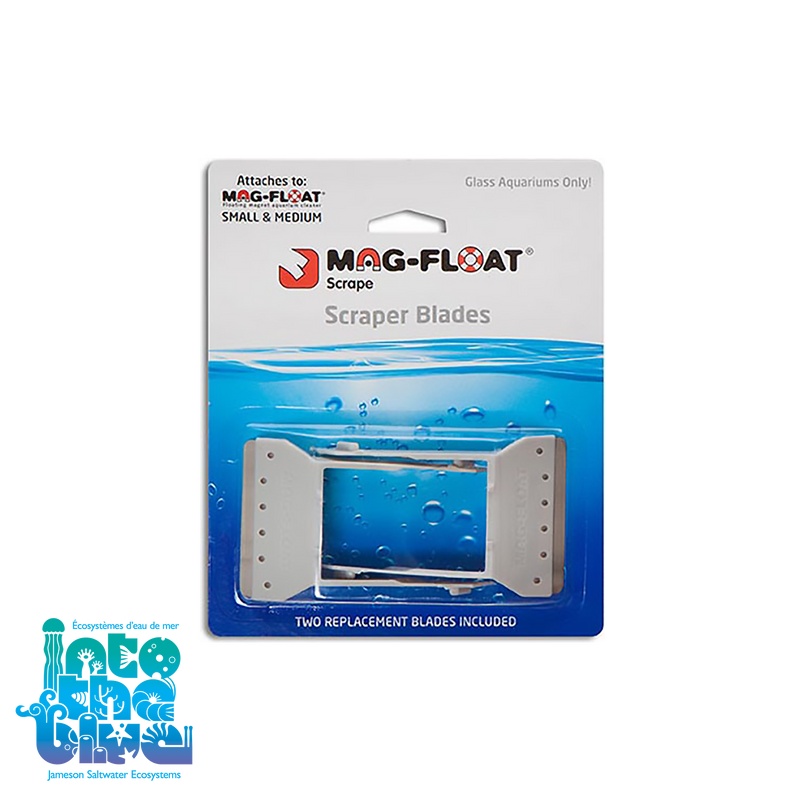 Mag-Floats - Floating Magnet Aquarium Cleaner | Scraper refill