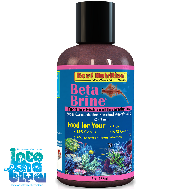 Reef Nutrition Betta Brine