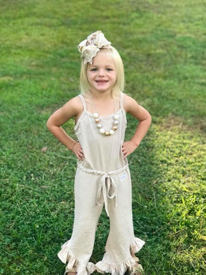 Bell Bottom Romper