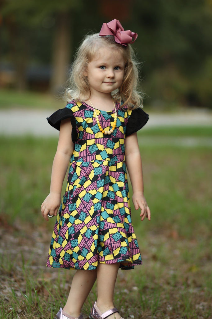 Sally Inspired Norah Dress