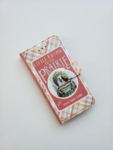 """Little House on the Prairie"" by Laura Ingalls Wilder  - Phone Case"