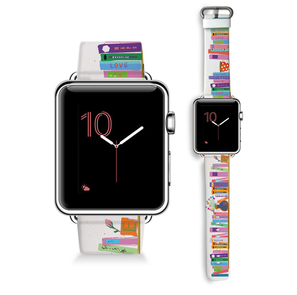Bookshelf Books - Watch Band
