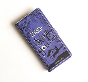 """The Legend of Sleepy Hollow"" by Washington Irving - Phone Case"