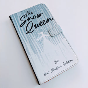 """The Snow Queen"" by Hans Christian Andersen - Phone Case"