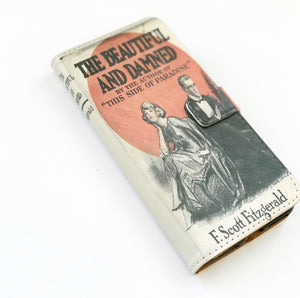 """The Beautiful and the Damned"" by F. Scott Fitzgerald - Phone Case"