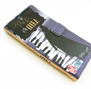 """The Phantom of the Opera"" by Gaston Leroux - Phone Case"