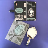 """Vanity Fair"" by William Makepeace Thackeray - Phone Case"