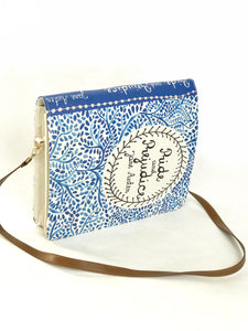 """Pride and Prejudice"" by Jane Austen - Messenger Bag"