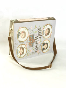 """Little Women"" by Louisa May Alcott - Messenger Bag"