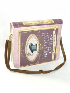 """Great Expectations"" by Charles Dickens - Messenger Bag"