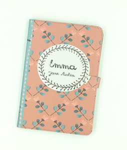 """Emma"" by Jane Austen - iPad Case"