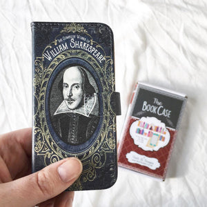 """The Complete Works of William Shakespeare"" - Phone Case"