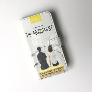 """The Adjustment"" by Suzanne Young - Phone Case"