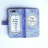 """Pride and Prejudice"" by Jane Austin - Phone Case"