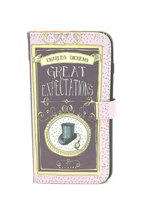 """Great Expectations"" by Charles Dickens - Phone Case"