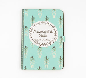 """Mansfield Park"" by Jane Austen - iPad Case"
