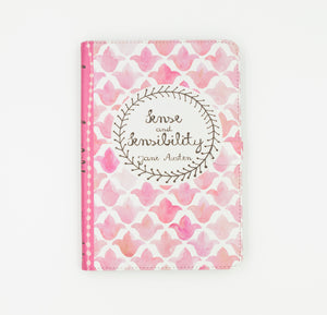 """Sense and Sensibility"" by Jane Austen - iPad Case"