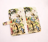 """Alice in Wonderland"" by Lewis Carroll - Phone Case"