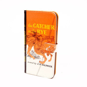 """The Catcher and the Rye"" by J.D. Salinger - Phone Case"