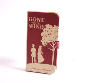 """Gone With the Wind"" by Margaret Mitchell - Phone Case"