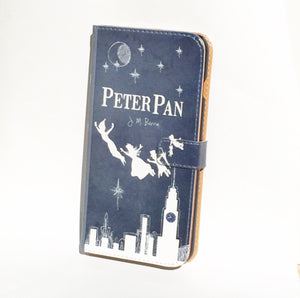 """Peter Pan"" by J.M. Barrie - Phone Case"