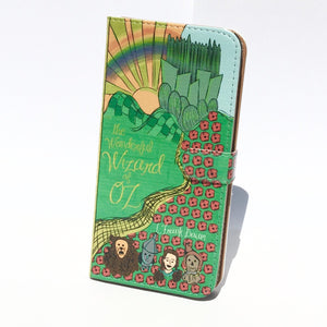 """The Wonderful Wizard of Oz"" by L. Frank Baum - Phone Case"