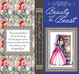 """Beauty and the Beast"" by Gabrielle-Suzanne Barbot de Villeneuve - Phone Case"