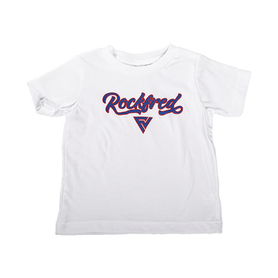 "Kids ""4th Of July"" Rockfred T-Shirt"