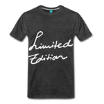 Limited Edition T-Shirt - charcoal gray