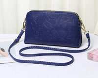 leather handbag designer printing high quality shoulder bag
